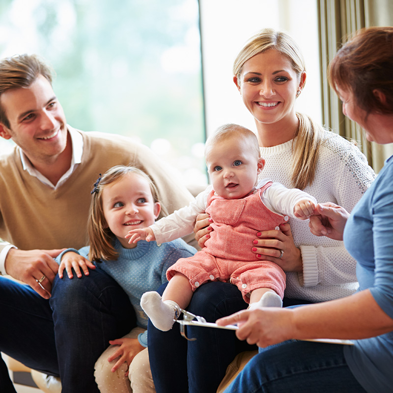 Family Therapy In Home